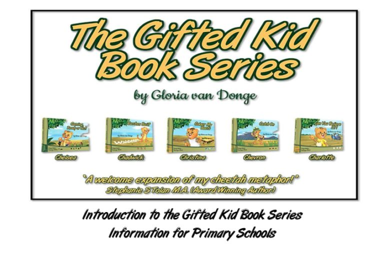 The Gifted Kid Book Series